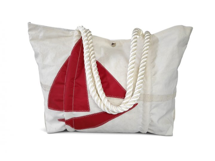 All Sail Insignia Rope Tote -574