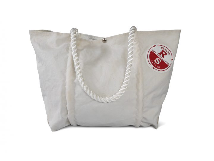 All Sail Insignia Rope Tote -572