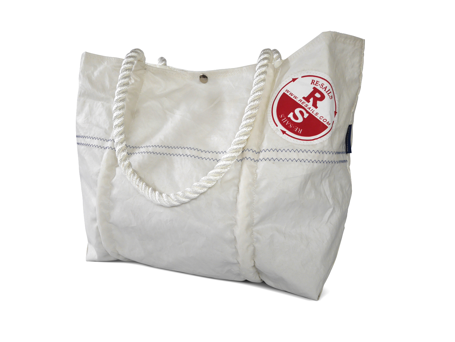 All Sail Insignia Rope Tote Resails