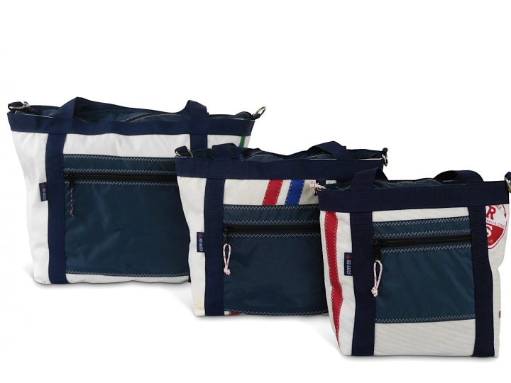 The Original Recycled Sail Tote -495