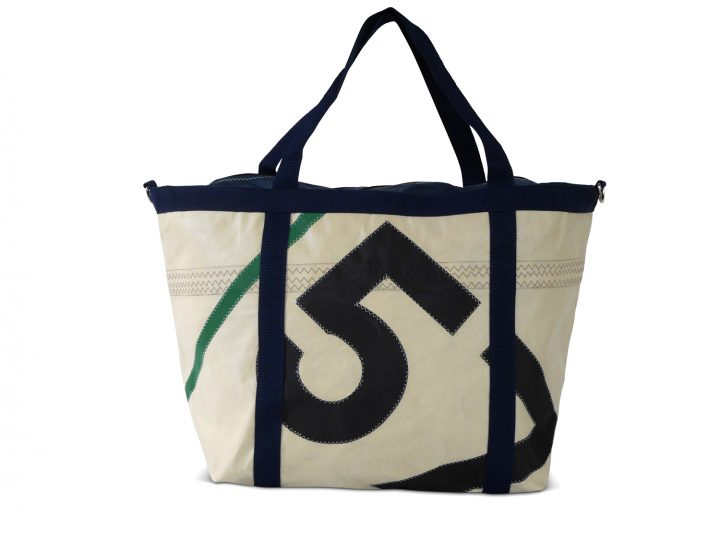 The Original Recycled Sail Tote -497