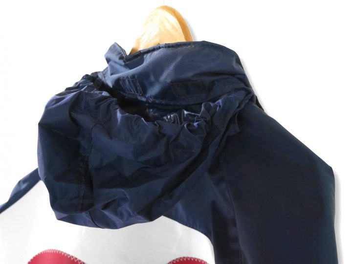 Fairweather Jacket with Sail Number-593