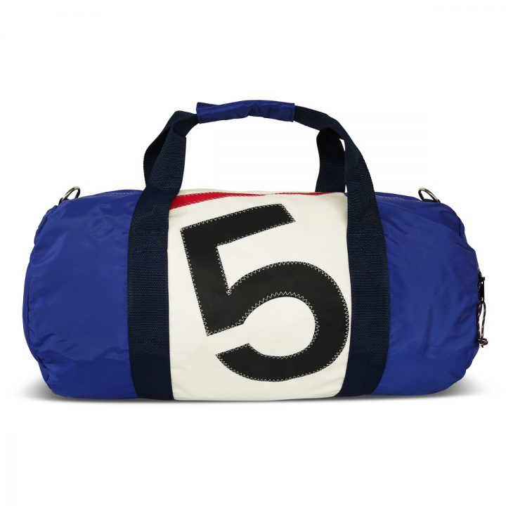 RS Round Duffle with Sail Number-1485