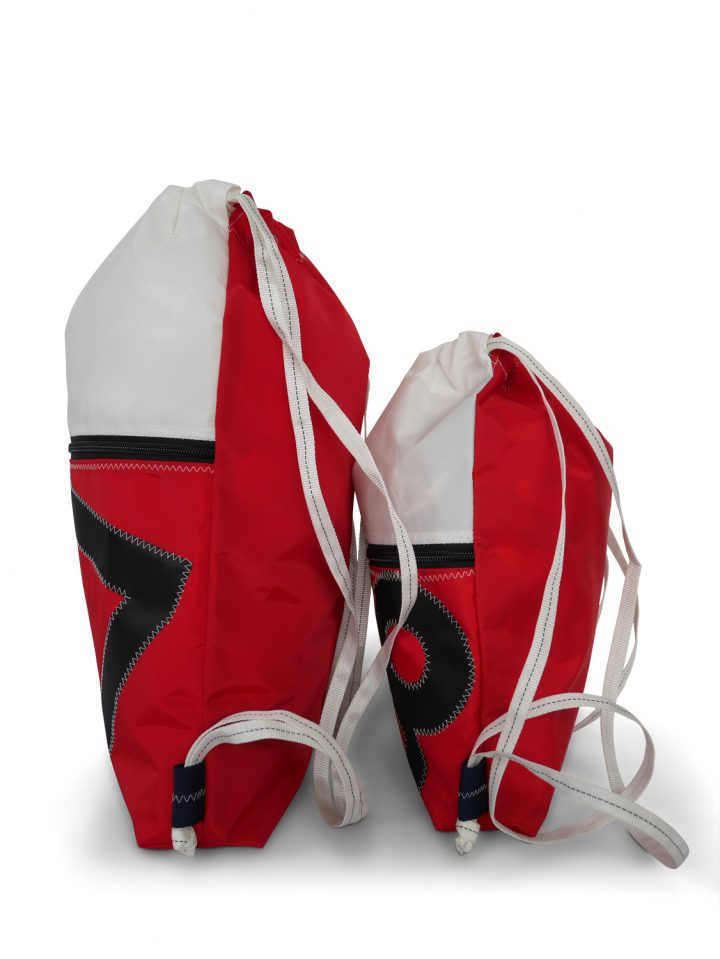 RS Backpack with Sail Number-283