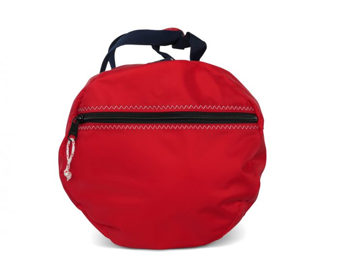 RS Round Duffle with Sail Number-396