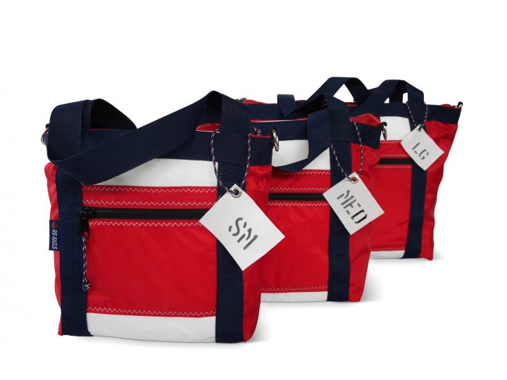 RS Numbered Tote-481