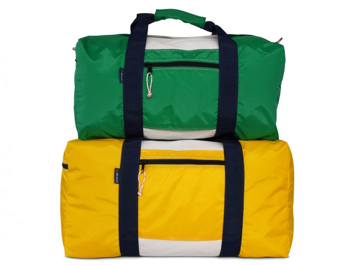 RS Square Duffle with Sail Number-383