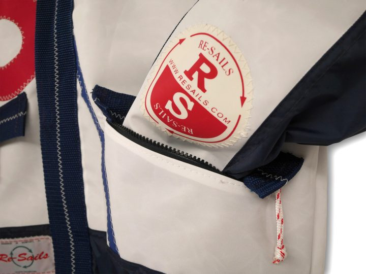Windward Jacket with Sail Number-148