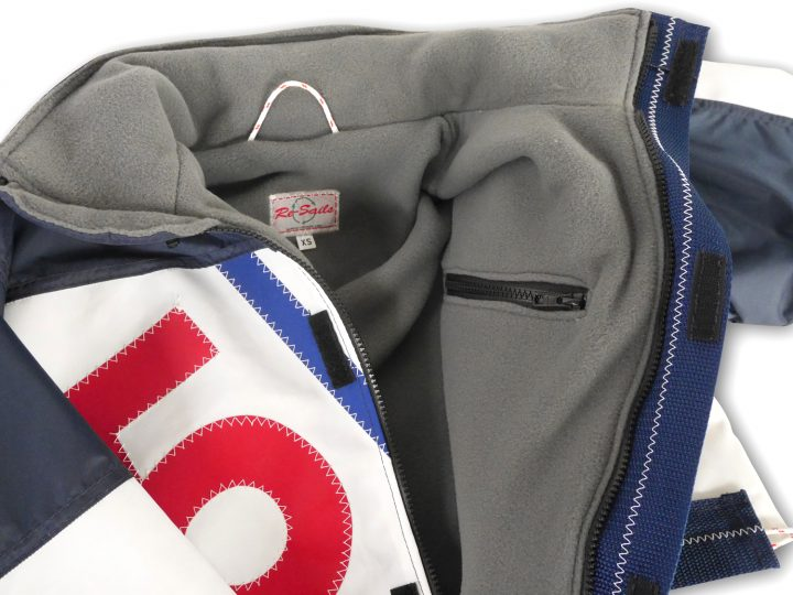 Windward Jacket with Sail Number-146