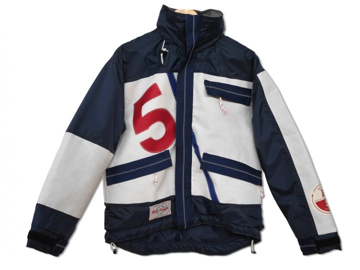 Windward Jacket with Sail Number-144