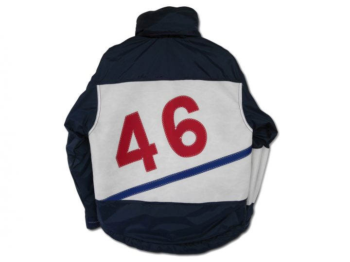 Windward Jacket with Sail Number-145