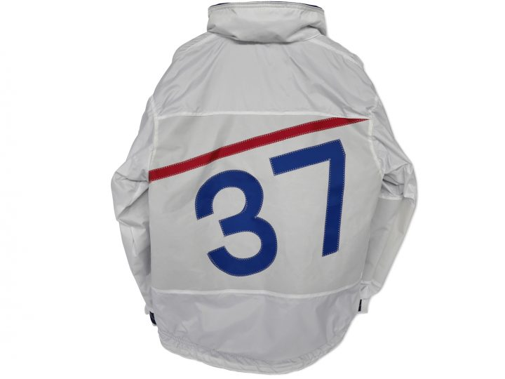 Windward Jacket with Sail Number-149