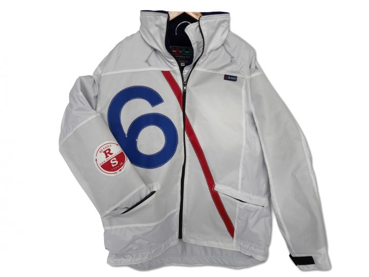 Windward Jacket with Sail Number-147