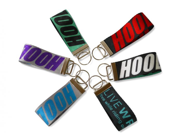 Hooley Key Chain-1070