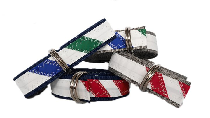 Sailcloth Belt-1566