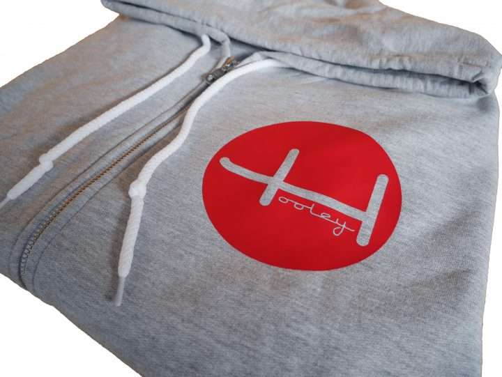 Hooley Logo Sweatshirt-1580
