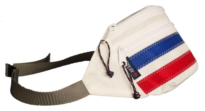 Sailcloth Fanny Pack-1571