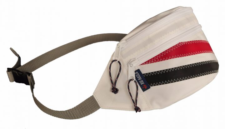 Sailcloth Fanny Pack-1575