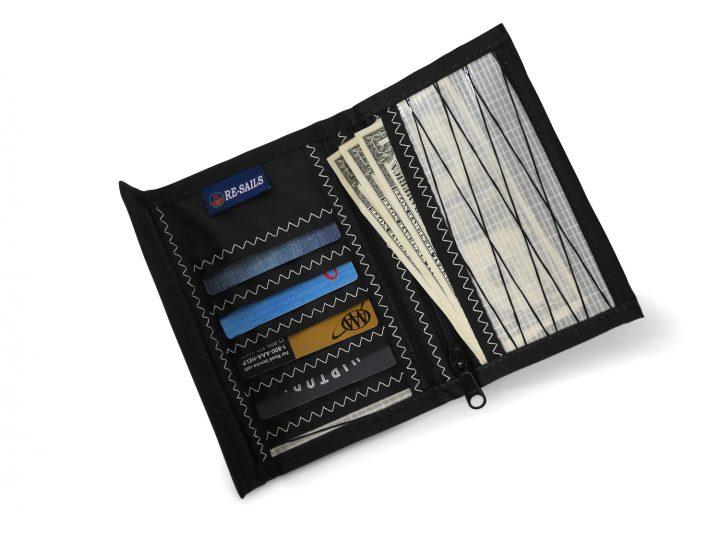 Large Kevlar Bifold Laminate Wallet-0