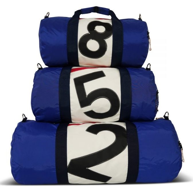 RS Round Duffle with Sail Number