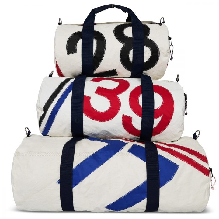 The Original Recycled-Sail Seabags